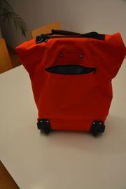 Reisenthel Trolley M orange grau