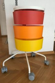 IKEA Rollregal Beistelltisch Kommode Aufbewahrung