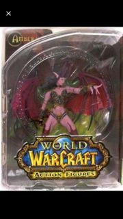 World of Warcraft Succubus Figur