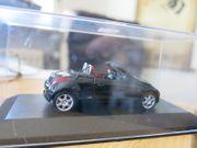 Modellauto Minichamp Ford Streetcar limitierte