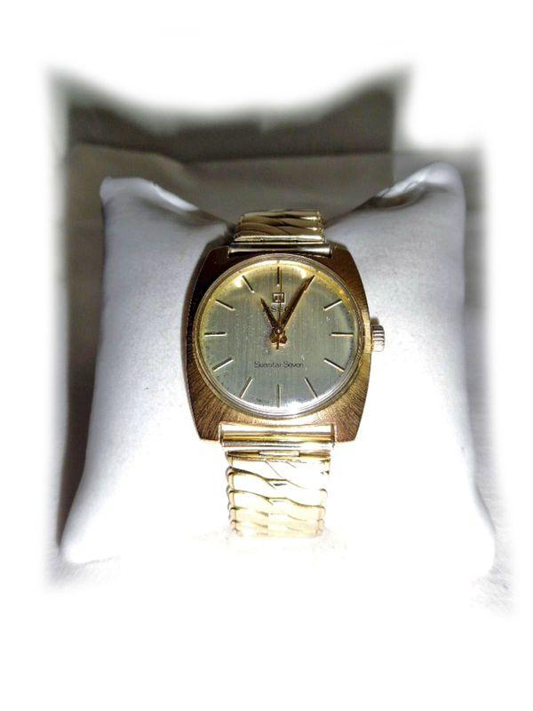Schöne Armbanduhr von Tissot