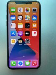 iPhone X spacegrau 64GB