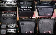 Gitarrenverstärker Roland Cube 30 X