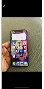 iPhone 11 64GB Graphit