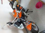 125-er Motorrad
