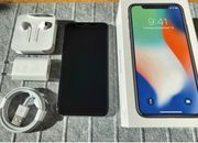 Apple IPhone X 256GB mit