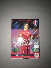 Cristiano Ronaldo Signature Panini Adrenalyn