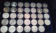Angebot ANLAGE ANLAGE Silber münzen