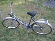 Oltimer Marken-Fahrrad Damen-Rad Turmberg Vintage