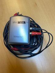 Terratec phono PreAmp Studio USB