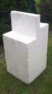 Styroporblock 70 50 50cm