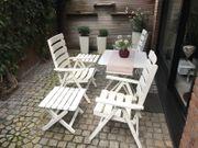 Gartenstuhl Set