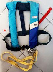 2 x Automatik-Rettungsschwimmwesten 150 EN