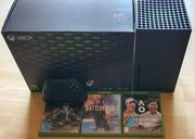 Xbox Series X mit 3