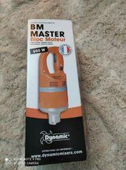Dynamic BM Master Mixer Neu