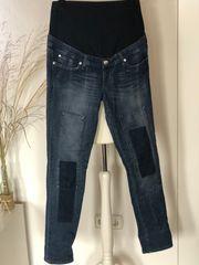 H M Mama Skinny Jeans