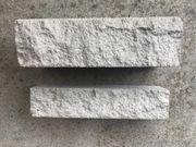 Kalksandsteine NF DF bossiert gebrochen