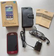 Handy Samsung GALAXY GT-18200N SIII