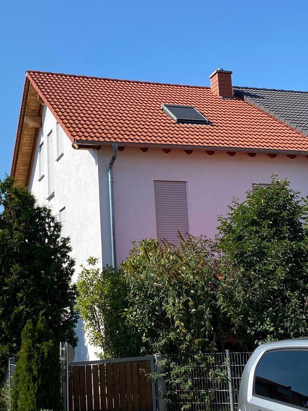 Attraktive Doppelhaushälfte in Oftersheim Nord-West