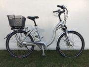 Elektrofahrrad E Bike Flyer Damen