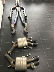Akrapovic BMW M6 F12 F13