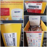 TechniSat Satmann DigDish 33-Komplettpaket