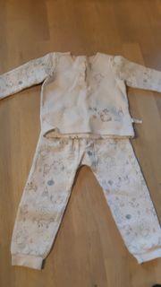 Hase Babypyjama aus Südkorea Marke