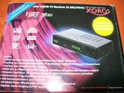 DVB-T Receiver Xoro HRT 7620