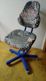 Kinder- Jugend- Schreibtischstuhl von Moll