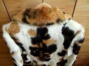 Pelzmantel Katze Große 36-38