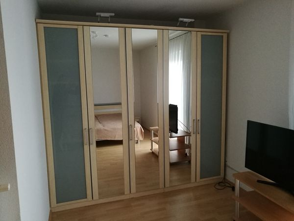 Nolte Schlafzimmer komplett Doppelbett Kommode ...