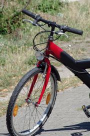 Mountainbike Fahrad 24 Zoll 18