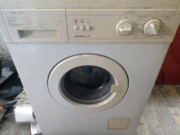Privileg Waschmaschine 3142