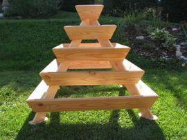 Bild 4 - Hochbeet Pyramide Kräuterschnecke Sofort Versandfertig - Viersen Beberich