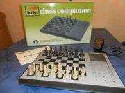 Schachcomputer SciSys Vintage Rarität mit