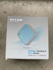 TP-Link TL-WR802N - WLAN für unterwegs