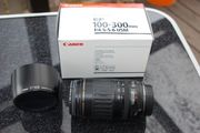 Canon EF 100 - 300 USM