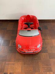 Tretauto toys toys Fiat 500