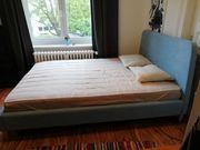 Bett 140x200 incl Lattenrost und