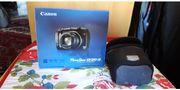 Biete eine neuwertige Canon-Digitalcamera an