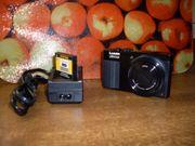 Biete Digitalkamera Ladegerät und Zusatzakku