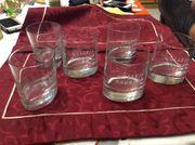 Bulleit Bourbon Gläser