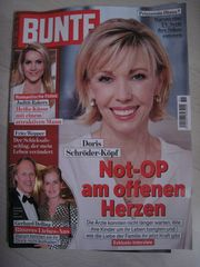 NEU ungelesen Zeitschrift BUNTE Nr