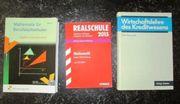 Mathe- und Wirtschaftsbücher