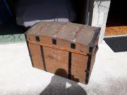 Koffer Übersee Oldtimer