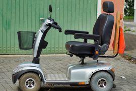 Verkaufe Krankenfahrstühle Elektroscooter Invacare Comet: Kleinanzeigen aus Kassel Oberzwehren - Rubrik Medizinische Hilfsmittel, Rollstühle