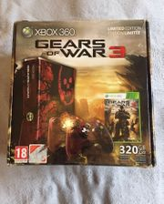 Xbox 360 mit 16 spielen