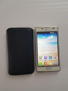 LG Handy - LG P700 Optimus L7 Smartphone