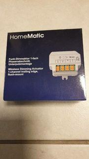 Homematic Dimmaktoren 4 Stk HmIP-BDT