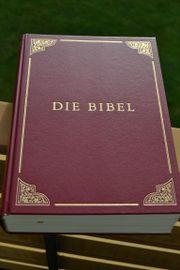 Verkaufe Buch Die Bibel 1279